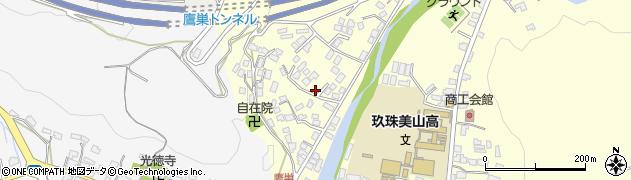 大分県玖珠郡玖珠町帆足2728周辺の地図