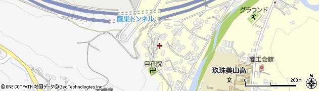 大分県玖珠郡玖珠町帆足2708周辺の地図