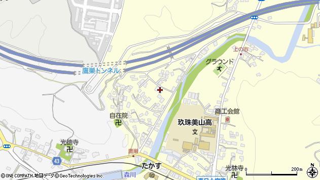 大分県玖珠郡玖珠町帆足2646周辺の地図