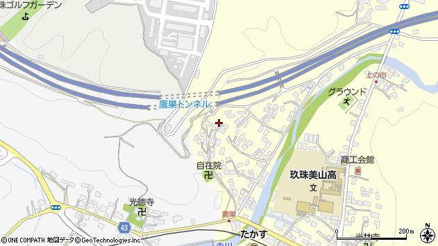 大分県玖珠郡玖珠町帆足2698周辺の地図