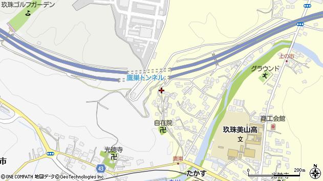 大分県玖珠郡玖珠町帆足2695周辺の地図