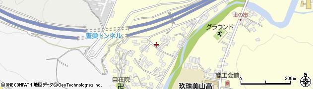 大分県玖珠郡玖珠町帆足2632周辺の地図