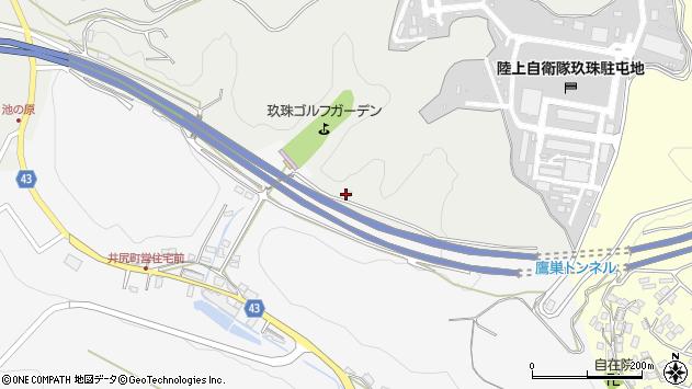 大分県玖珠郡玖珠町四日市2周辺の地図
