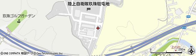 大分県玖珠郡玖珠町帆足2494周辺の地図