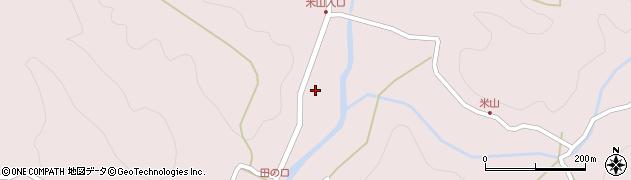大分県玖珠郡玖珠町戸畑2602周辺の地図