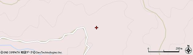 大分県玖珠郡玖珠町戸畑5805周辺の地図