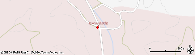 大分県玖珠郡玖珠町戸畑2371周辺の地図