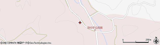 大分県玖珠郡玖珠町戸畑2008周辺の地図
