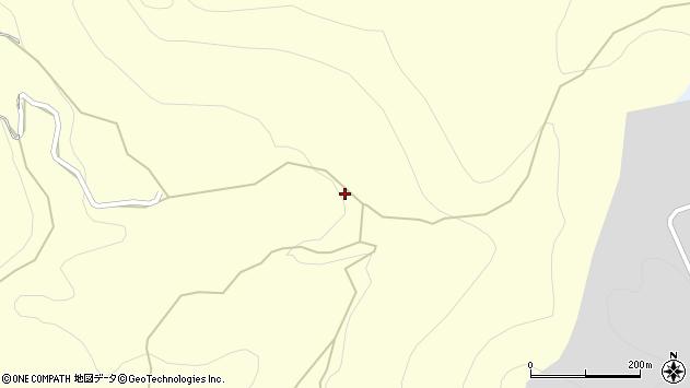 大分県玖珠郡玖珠町帆足1772周辺の地図
