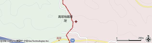 大分県玖珠郡玖珠町戸畑10166周辺の地図