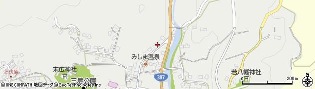 大分県玖珠郡玖珠町森835周辺の地図