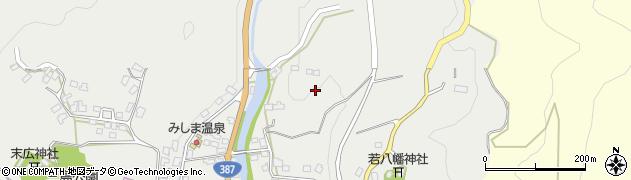 大分県玖珠郡玖珠町森2313周辺の地図