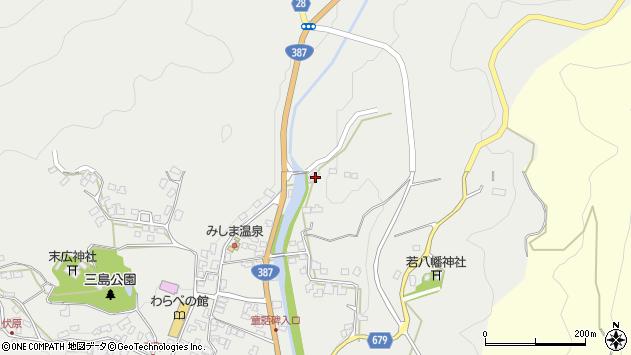 大分県玖珠郡玖珠町森2280周辺の地図