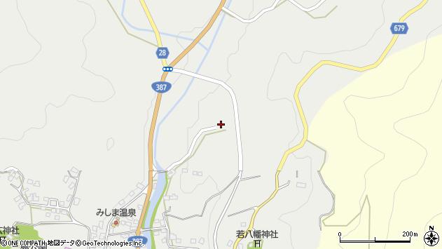 大分県玖珠郡玖珠町森2335周辺の地図