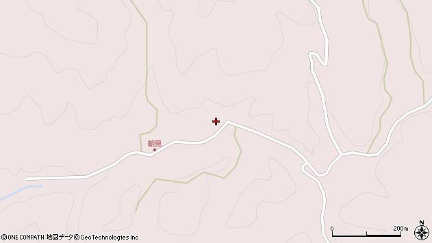 大分県玖珠郡玖珠町戸畑4430周辺の地図