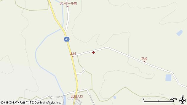大分県玖珠郡玖珠町太田567周辺の地図
