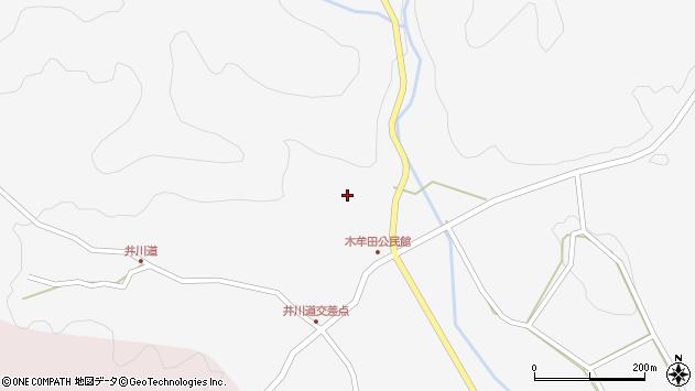 大分県玖珠郡玖珠町四日市2999周辺の地図