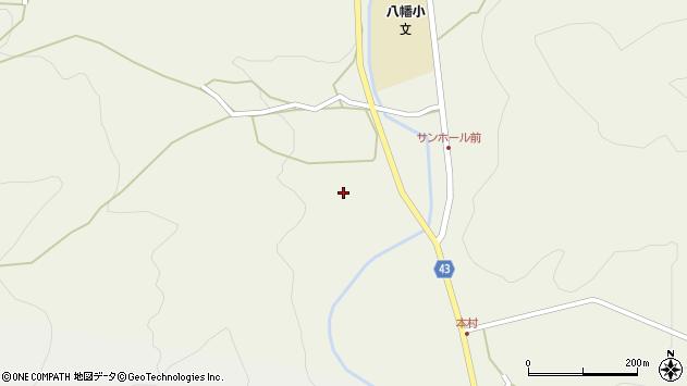 大分県玖珠郡玖珠町太田701周辺の地図
