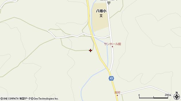 大分県玖珠郡玖珠町太田685周辺の地図