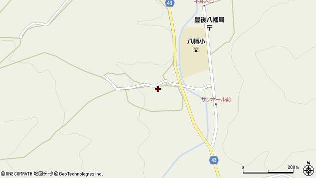 大分県玖珠郡玖珠町太田713周辺の地図