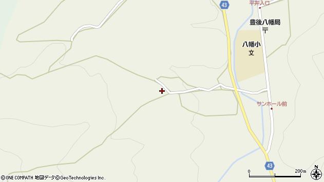 大分県玖珠郡玖珠町太田773周辺の地図