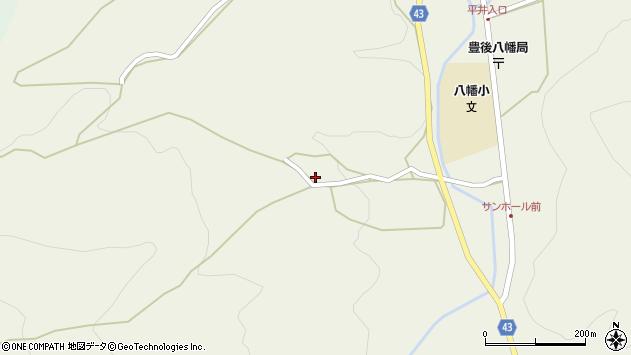 大分県玖珠郡玖珠町太田756周辺の地図