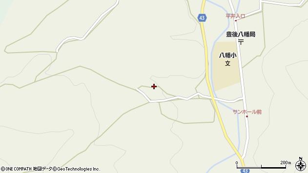 大分県玖珠郡玖珠町太田754周辺の地図