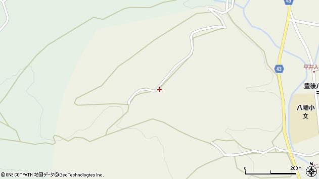 大分県玖珠郡玖珠町太田1328周辺の地図