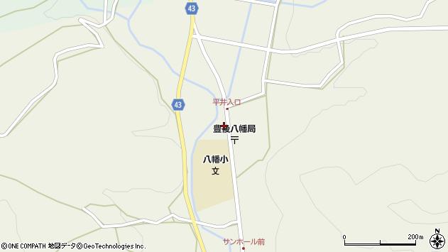 大分県玖珠郡玖珠町太田1470周辺の地図