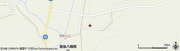 大分県玖珠郡玖珠町太田2255周辺の地図