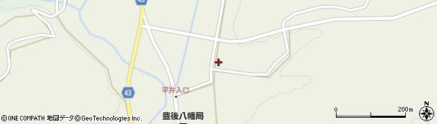 大分県玖珠郡玖珠町太田2256周辺の地図