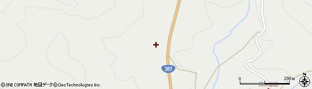大分県玖珠郡玖珠町森3041周辺の地図