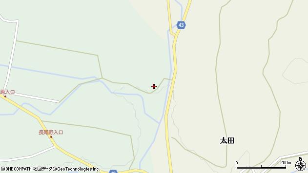 大分県玖珠郡玖珠町山下2186周辺の地図