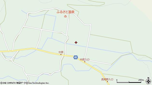 大分県玖珠郡玖珠町山下1964周辺の地図