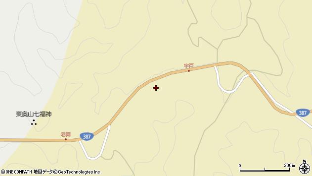 大分県玖珠郡玖珠町日出生3499周辺の地図