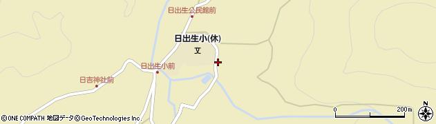 大分県玖珠郡玖珠町日出生2044周辺の地図