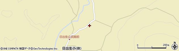 大分県玖珠郡玖珠町日出生2000周辺の地図