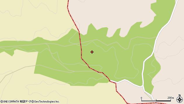 大分県玖珠郡玖珠町古後4059周辺の地図