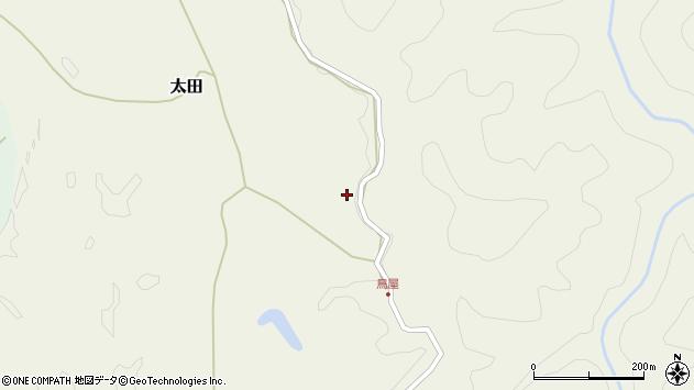 大分県玖珠郡玖珠町太田3053周辺の地図