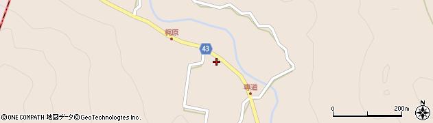 大分県玖珠郡玖珠町古後3209周辺の地図