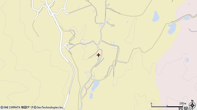 大分県国東市安岐町山口1422周辺の地図