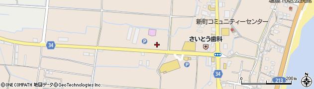 大分県国東市安岐町塩屋257周辺の地図
