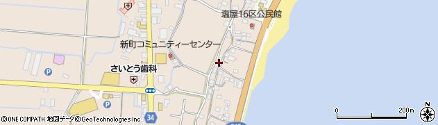 大分県国東市安岐町塩屋1739周辺の地図