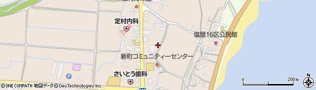 大分県国東市安岐町塩屋101周辺の地図