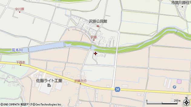 大分県国東市安岐町中園1114周辺の地図