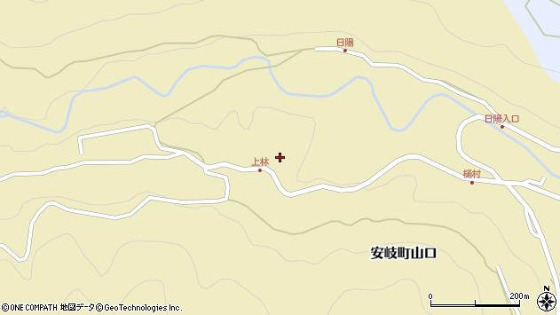 大分県国東市安岐町山口2895周辺の地図