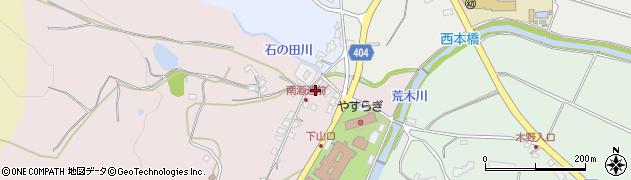 大分県国東市安岐町下山口16周辺の地図