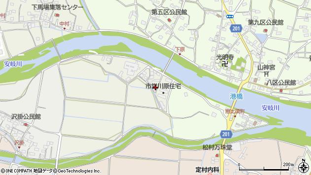大分県国東市安岐町馬場923周辺の地図