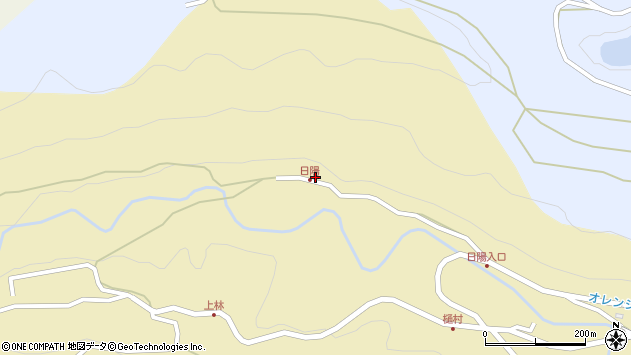 大分県国東市安岐町山口2320周辺の地図