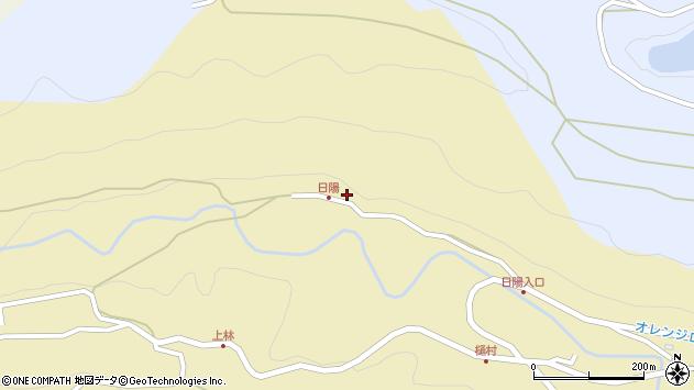 大分県国東市安岐町山口2324周辺の地図